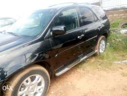 Acura MDX at 1,300,000 negotiable.