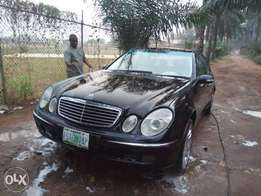 E class Mercedes Benz car for sale