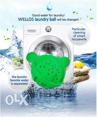 O2-ion Eco Wash Ball.No Chemicals.3$ extra delivery charge) /14=1500LL