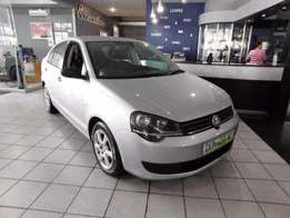 2014 Vw Polo 1.4 Blueline sedan