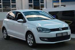 Volkswagen Polo 1.4 Comfortline in a very good good condition.