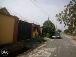 2 in 3 bedroom bungalow in abraham adesanya estate, Ajah lekki, Lagos