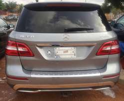 ML 350 4matic Limited 2015 model