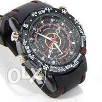 Waterproof 8GB 1280×96ist watch HD video Hidden camera