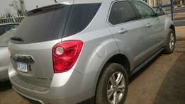 Foreign used 2010 Chevrolet equinox LT