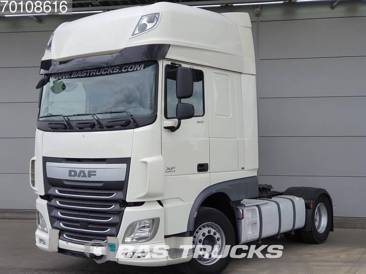 DAF XF 460 SSC 4X2 Intarder Hydraulik Euro 6 ACC - 2015