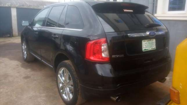 Super neat used ford edge Ifako Ijaiye - image 3