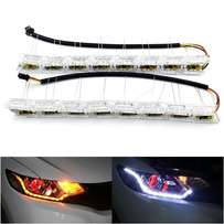 Extendable Cut DRL with Indicator LED:For Toyota,subaru,nissan,vw:8500