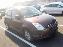 2010,Suuki Swift Fresh import Trade-In accepted.
