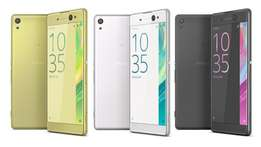 Sony Xperia XA Ultra,21.5MP+16MP+flash 3GB Ram Free Delivery