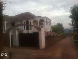 Muyenga furnished house with swiming pool.