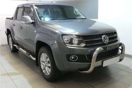 VW Amarok 2.0BiTDI double cab Highline for sale