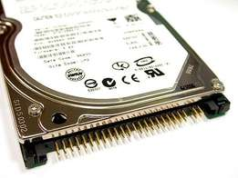 2xIDE laptop hard drives for sale or swap with sata laptop hard drive