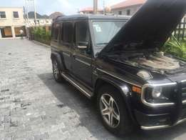 A Clean Naija used 2011 Mercerdes Benz G55 K8 for sale