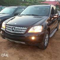 2007 Mercedes Benz ML350 TOKUNBO
