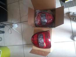 Tail lights and service kit
