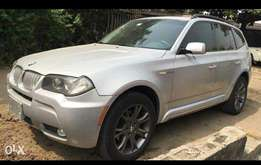 Registered 2008 BMW X3 full opt