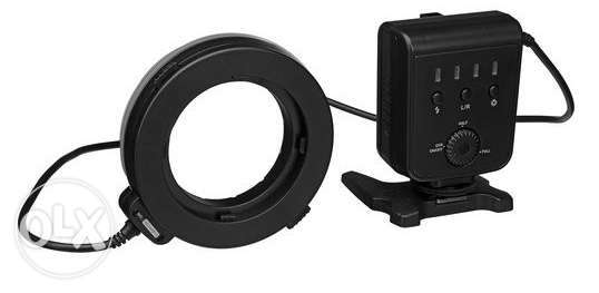 Aputure AHL-HC100 Amaran Halo LED Ring Flash for Canon Cameras زلقا -  2