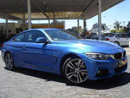 2014 BMW 4 Series 435i Coupe M-Sport Automatic