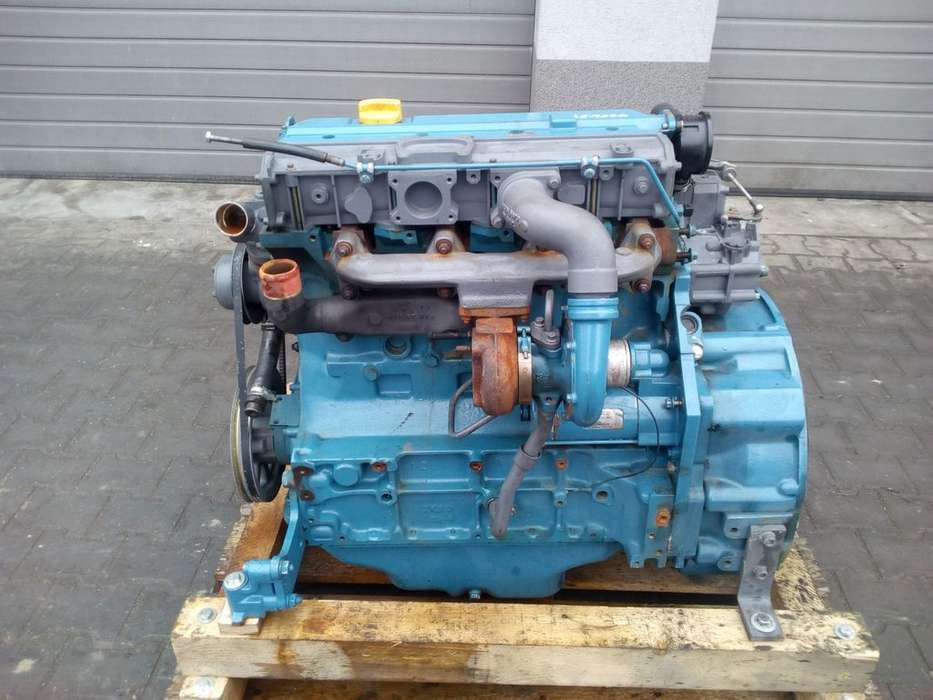 Deutz Bf4m1013 E Engine For Wheel Loader