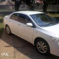 toyota corolla 1.8 in good condition