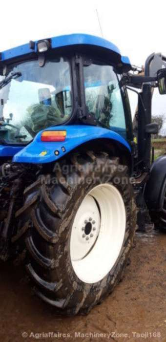 New Holland ts100a - 2004