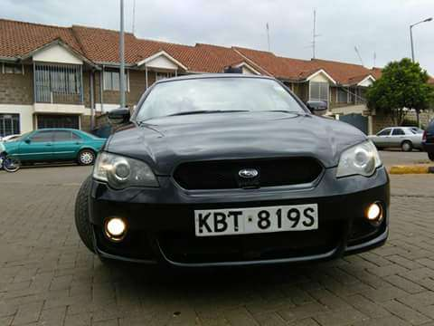 Subaru legacy non turbo very clean at 795neg trade in accepted Madaraka - image 6