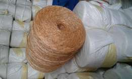 tanzanian Sisal threads ,makongo(jute twines),package of ten pieces