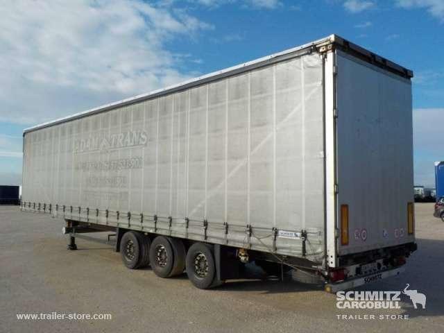 Schmitz Cargobull Tolóponyva Mega - 2007 - image 2