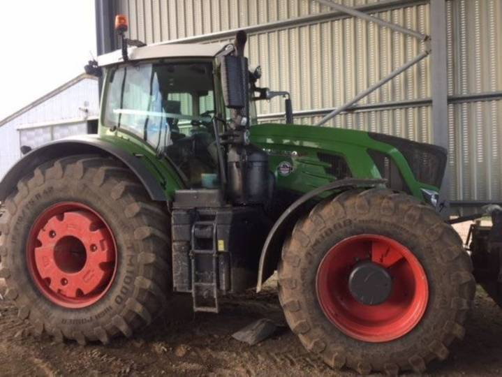 Fendt 939 vario s4 profi plus - 2016