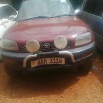 Qiuk sale of toyota rav4 for as low as 12.5m