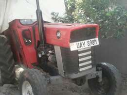Massey Ferguson MF 16560 HP atractor on quick sale