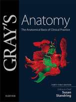 Gray's Anatomy - Anatomical Basis of Clinical Practice Hardcover NEW