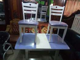 Dining set by 4chairs