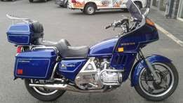 1981 Honda Goldwing Interstate