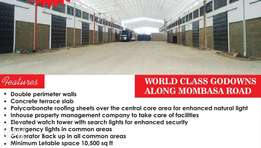 Godown/ Warehouse for sale and rent