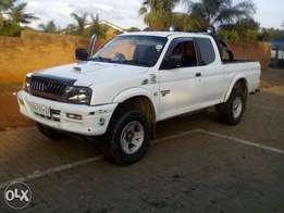 Mitsubishi colt club cab for sale or to swop
