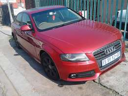 2009 audi a4 1.8L turbo for sale