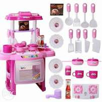 Kids big kitchen set