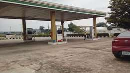 NNPC Filling Station Along Abuja Keffi Road For Sale