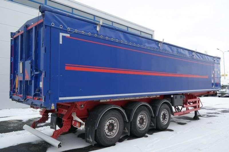 Stas S300cx 53m3 Sklápěč - 2016