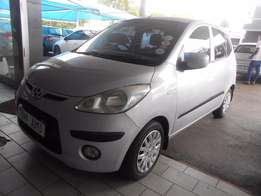 2009 Siver Hyundai i10 1.2 engine