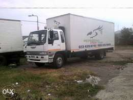 Truck/Bakkie hire around kennsigton