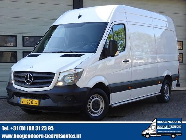 Mercedes-Benz Sprinter 310 CDI L2H2 - Kuhl - Koelwagen - Waeco - 2014