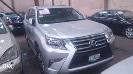 Very clean registered Gx 460 2014 for sale