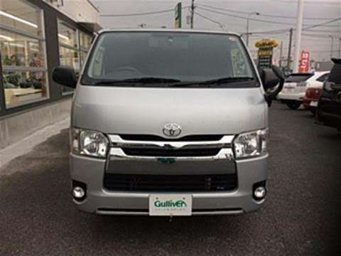 Toyota Hiace Van DX Long Just Low GL Pack 3000 Cc Mlolongo - image 2