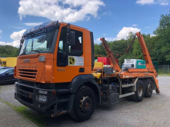 Iveco 260S35Y/PS Lenkachse/Intarder - 2006