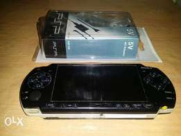 UK Slim PSP with games and charger