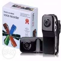 Voice Motion Activated Spy Camera