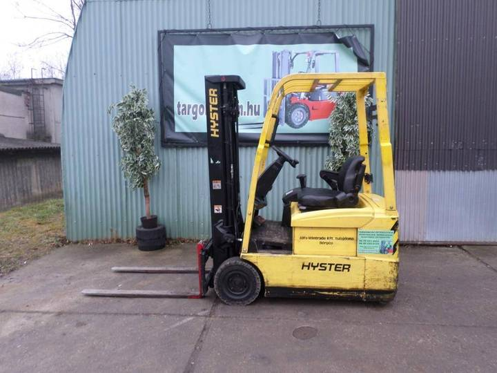 Hyster J1.60xmt - 2009